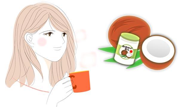 ココナッツオイルで口臭予防!効果/オイルプリングの方法
