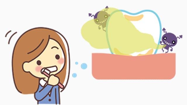 歯垢が臭い原因と対策/プラークによる口臭を予防するには